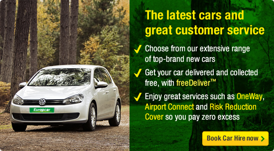 Hire Car Fleet Small To Large Elite Europcar