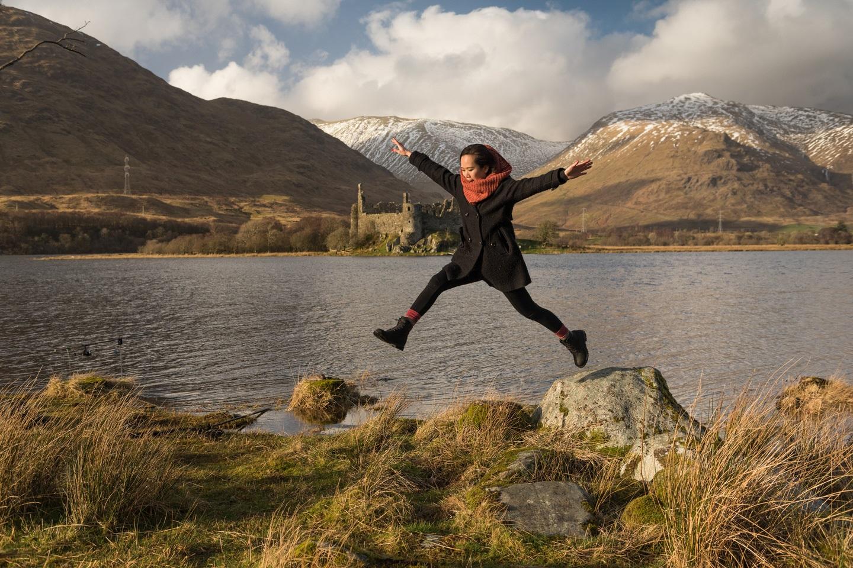 From Loch To Glen Travelling The Scottish Highlands Shutterstock 711392365