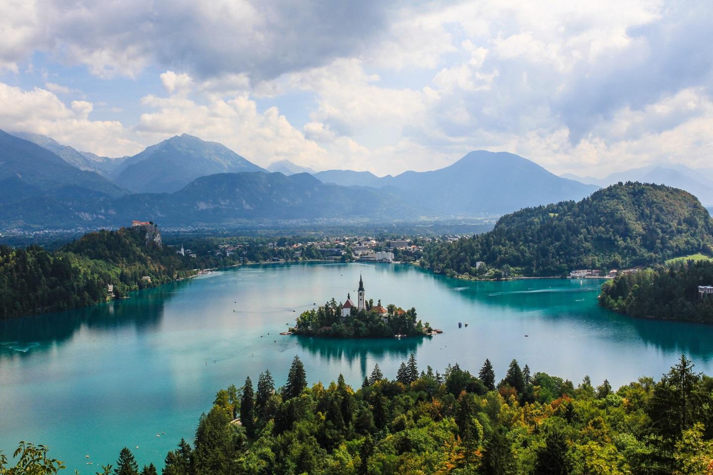 2021 Bucket List Lake Bled