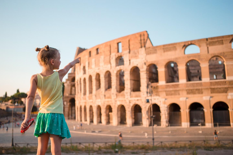 2021 Bucket List Rome Colosseum