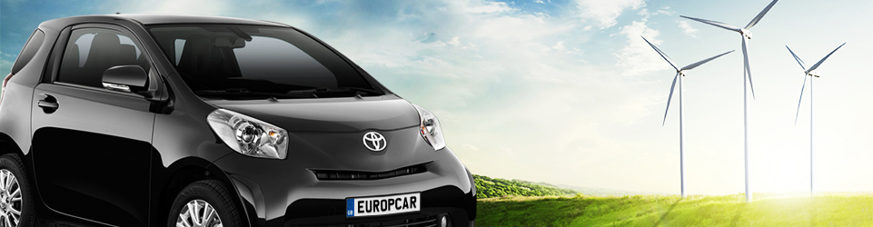 Eco Friendly Green Car Hire Europcar