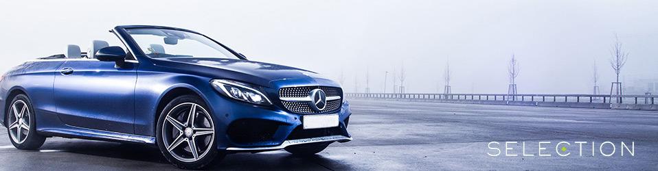 Selection - Prestige car hire by model | Europcar UK