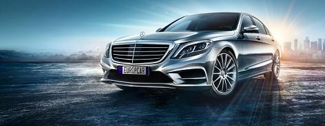 Selection Prestige Car Hire Europcar Uk