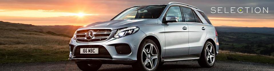 Selection - Prestige car hire by type | Europcar UK