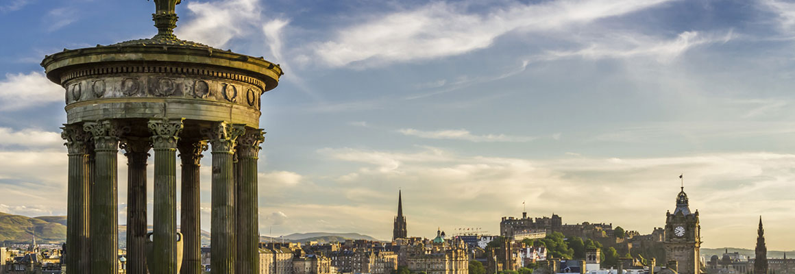 Hire Car Edinburgh Scotland