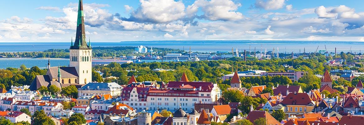 Sweeden Rental Car To Estonia